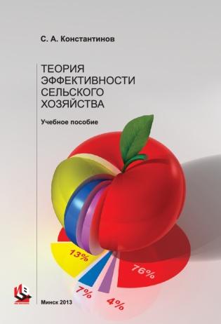 Электронное издание Теория эффективности сельского хозяйства