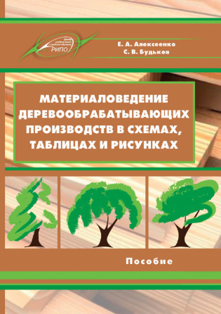 Электронное издание Материаловедение деревообрабатывающих производств в схемах, таблицах и рисунках
